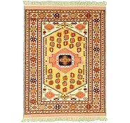 Link to 4' x 5' 5 Torkaman Persian Rug