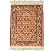 Link to 3' 11 x 5' 3 Torkaman Persian Rug