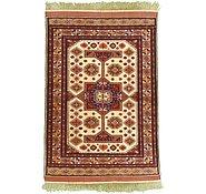 Link to 3' 10 x 5' 8 Torkaman Persian Rug