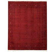 Link to 10' 2 x 12' 10 Afghan Mouri Oriental Rug