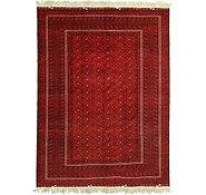 Link to 8' 2 x 11' 1 Afghan Mouri Oriental Rug