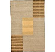 Link to 5' 8 x 8' 6 Loribaft Gabbeh Oriental Rug