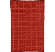 Link to 6' 7 x 10' 1 Loribaft Gabbeh Oriental Rug