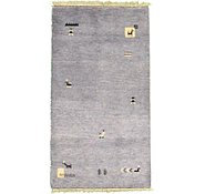 Link to 3' x 5' 5 Indo Gabbeh Rug