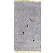 Link to 3' x 5' 6 Indo Gabbeh Rug