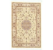 Link to 6' 5 x 10' Mashad Design Rug