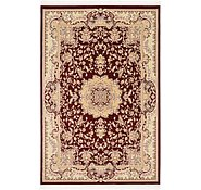 Link to 6' 6 x 10' Isfahan Design Rug