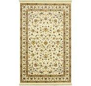 Link to 6' 4 x 10' Kashan Design Rug
