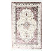 Link to 6' 4 x 10' Tabriz Design Rug