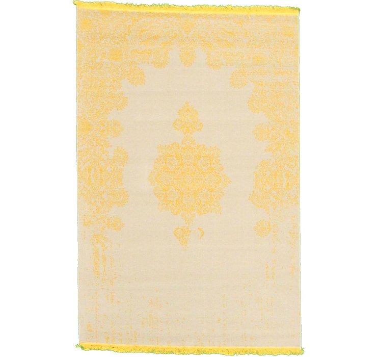 5' x 7' 7 Tabriz Design Rug