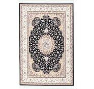 Link to 6' 4 x 9' 9 Mashad Design Rug