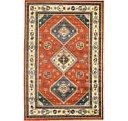Link to 6' 7 x 10' Shiraz Rug