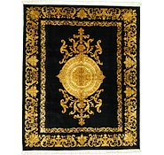 Link to 6' 9 x 8' 5 Kashmir Oriental Rug