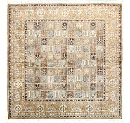 Link to 8' 3 x 8' 6 Kashmir Oriental Square Rug