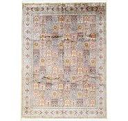 Link to 8' 2 x 11' 1 Kashmir Oriental Rug