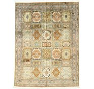 Link to 8' 2 x 10' 7 Kashmir Oriental Rug