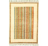 Link to 6' 9 x 9' 8 Striped Modern Ziegler Oriental Rug