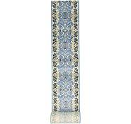 Link to 2' 7 x 28' 2 Tabriz Design Runner Rug