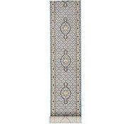 Link to 2' 7 x 15' 7 Tabriz Design Runner Rug