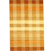 Link to 6' 6 x 9' 7 Loribaft Gabbeh Oriental Rug