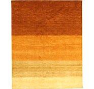 Link to 6' 7 x 8' 2 Loribaft Gabbeh Oriental Rug
