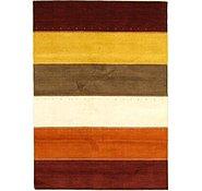 Link to 5' 6 x 7' 8 Loribaft Gabbeh Oriental Rug