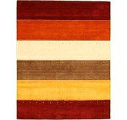 Link to 5' 1 x 6' 5 Loribaft Gabbeh Oriental Rug