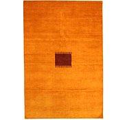 Link to 6' 7 x 9' 9 Loribaft Gabbeh Oriental Rug