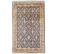 Link to 5' 10 x 9' Kashan Oriental Rug