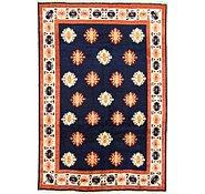Link to 6' 7 x 9' 6 Ghashghaei Persian Rug