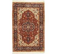 Link to 6' 5 x 9' 11 Tabriz Rug