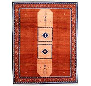 Link to 7' 6 x 9' 6 Ghashghaei Persian Rug