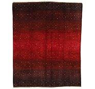 Link to 10' 1 x 12' 5 Loribaft Gabbeh Oriental Rug