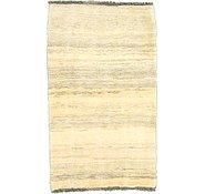 Link to 2' 10 x 4' 11 Shiraz-Gabbeh Persian Rug