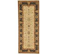 Link to 4' 1 x 10' 2 Tabriz Hadji Jalili Oriental Runner Rug