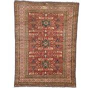 Link to 4' 9 x 6' 3 Kazak Oriental Rug