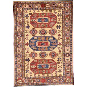 5' 7 x 7' 11 Kazak Oriental Rug