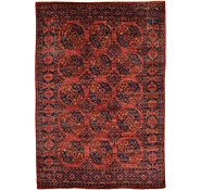 Link to 6' 9 x 9' 7 Afghan Ersari Oriental Rug