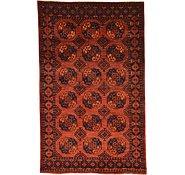 Link to 6' 7 x 10' 6 Afghan Ersari Oriental Rug