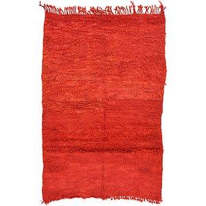 3' 4 x 5' 2 Moroccan Rug