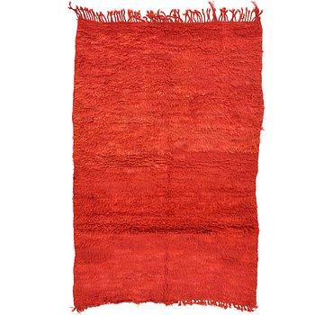 102x157 Moroccan Rug