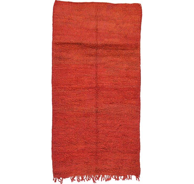 3' x 5' 11 Moroccan Rug