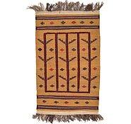 Link to 80cm x 130cm Kilim Afghan Rug