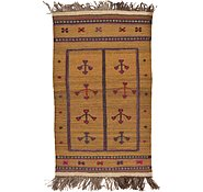 Link to 80cm x 135cm Kilim Afghan Rug