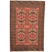 Link to 6' 7 x 9' 8 Torkaman Persian Rug
