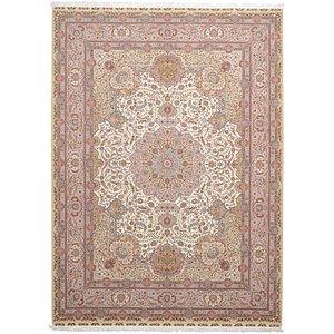 8' 6 x 11' 9 Royal Tabriz Oriental Rug