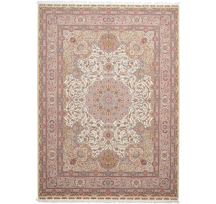 260cm x 358cm Royal Tabriz Oriental Rug