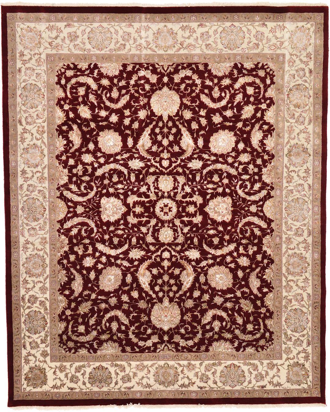 8 1 X 10 Royal Tabriz Oriental Rug