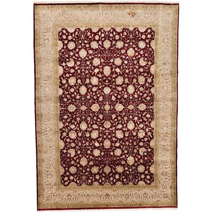 8' 1 x 11' 7 Royal Tabriz Oriental Rug