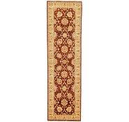 Link to 2' 7 x 9' Peshawar Ziegler Oriental Runner Rug